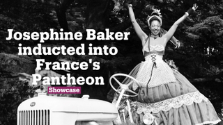 Josephine Baker will become the first black woman to enter Paris' Pantheon