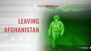 Leaving Afghanistan | Inside America with Ghida Fakhry