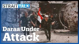 Syria: Assad Regime Intensifies Attacks on Daraa