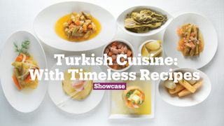 Turkish Cuisine: With Timeless Recipes