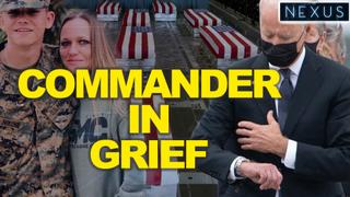 'Biden has blood on his hands!' Says Gold Star mom