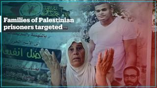 Families of escaped Palestinian prisoners targeted by Israel
