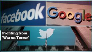 Big Tech has profited in the billions from the 'war on terror'