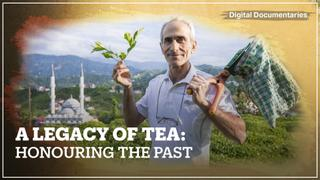 A legacy of tea, honouring the past