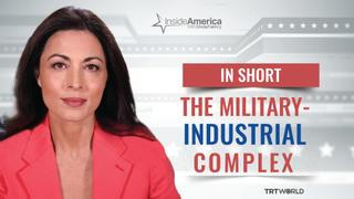 The Military-Industrial Complex | Inside America with Ghida Fakhry