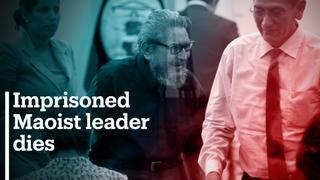 Imprisoned leader of Maoist terror group in Peru dies at 86