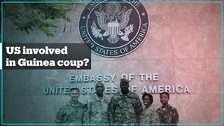 US forces trained Guinean special forces unit that staged coup