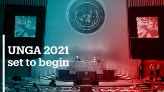 UN's 76th General Assembly to get underway