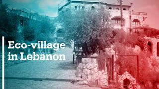 A small village in Lebanon survives through fuel crisis
