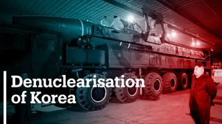 US, Japan and South Korea discuss denuclearisation