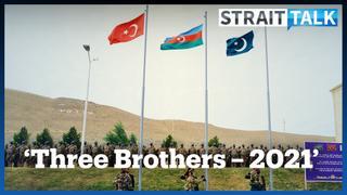 Turkey, Azerbaijan, Pakistan Conduct Joint Military Exercises