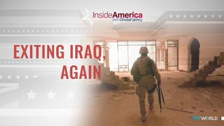 Exiting Iraq, Again | Inside America with Ghida Fakhry