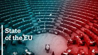 EU's Ursula von der Leyen praises bloc's climate crisis response