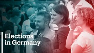 Germany's Greens struggle a week before elections