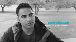 My Story: Nasirullah Safi, former Afghan interpreter