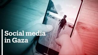 Gazans tell their story via social media