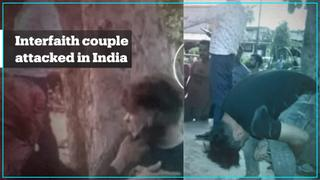 Hindu right-wing mob attacks interfaith couple in India