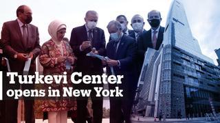 Turkevi Center skyscraper opens in New York