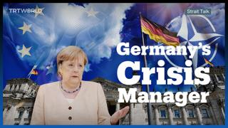 Who is Angela Merkel?