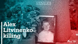 EU finds Russia guilty of killing Alex Litvinenko
