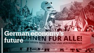 Future of German economy at stake ahead of elections