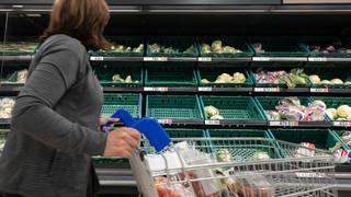 Truck driver, logistics staff shortages hit UK food industry | Money Talks