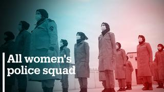 Afrin's women join the force