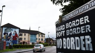 Irish border poses challenge for UK exit from EU   Money Talks