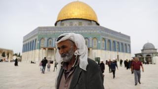 Bigger Than Five: The Jerusalem Question - What does 'Off the table' mean for peace?