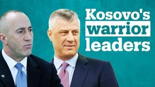 Kosovo's Warrior Leaders | Crossing The Line