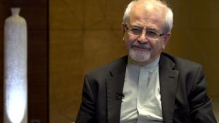 One on One: Seyed Kazem Sajjadpour, the head of Intl Research at Iranian Ministry of Foreign Affairs