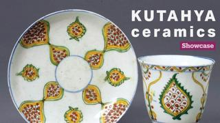 Kutahya ceramics in Istanbul | Exhibitions | Showcase