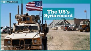 Is the US innocent in Syria?