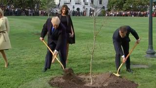 Macron US Visit: French President on state visit to Washington