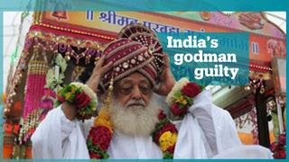 Indian spiritual guru sentenced to life for rape