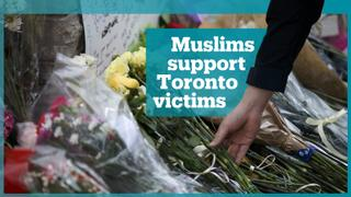 Canadian Muslim charities lead fundraising for victims of Toronto van attack