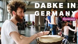 Syrian refugees teaching dabke in Berlin | Performance Art | Showcase