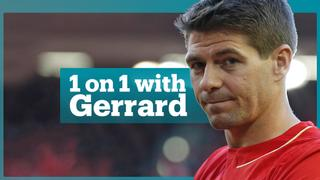 One on one with ex-Liverpool captain Steven Gerrard