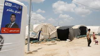 Iraq Elections: Displaced families struggle to recover from war