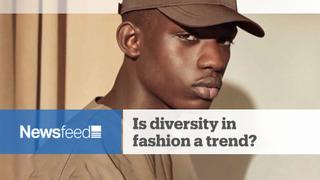 NewsFeed: Black Power - Is fashion getting more diverse?