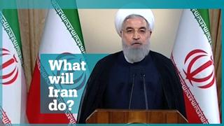 What are Iran's options now?
