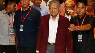 Malaysia General Election: Opposition claims historic election victory