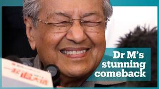 Mohamad Mahathir's stunning comeback