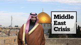 Saudi Arabia's shift in its Palestine policy and Turkey's treasure hunters
