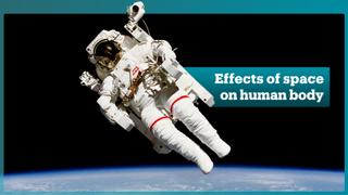 5 changes to human body in outer space