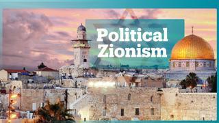 Let's talk political Zionism