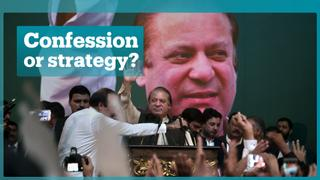 Is Nawaz Sharif taking aim at Pakistan's military?
