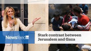 NewsFeed: Palestinians mark Nakba Day