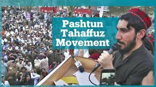 What is Pakistan's Pashtun Tahaffuz Movement?