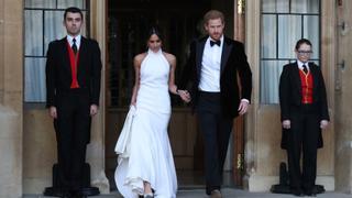 Royal Wedding: Prince Harry, Meghan Markle marry in Windsor